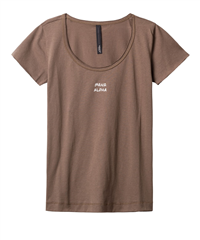 10days chocolate t-shirt korte mouw