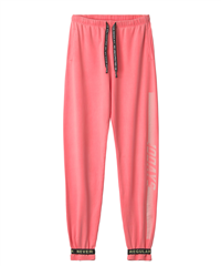 10days fluor peach oversized jogger