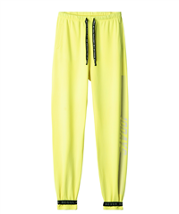 10days fluor yellow oversized jogger