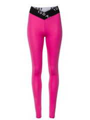 10Days  fel roze leggings happy pink