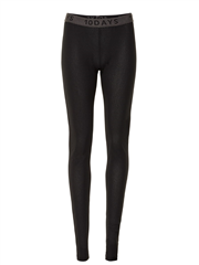10Days zwarte mesh legging