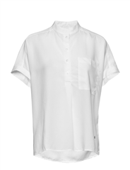 Mosmosh witte blouse top Isa