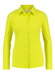 Studio Anneloes lime blouse Poppy travelkwaliteit