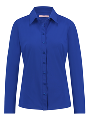 Studio Anneloes royal blue Poppy shirt blouse