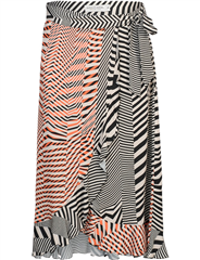 Summum sweet coral graphic print rok