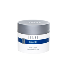 Janzen body cream blue