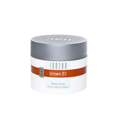 Janzen body scrub brown