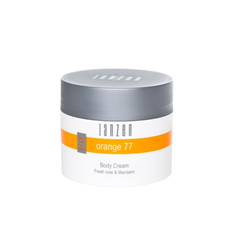 Janzen body cream orange
