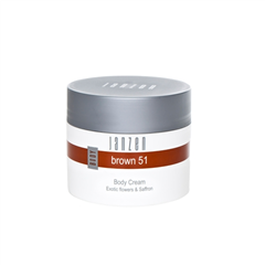 Janzen body cream brown