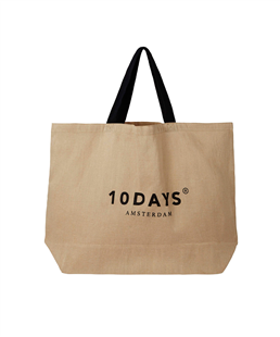 10Days Juco tote bag