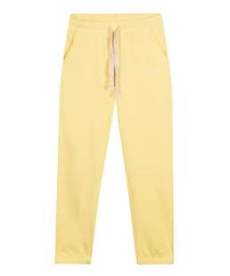 10Days cropped jogger faded lemon