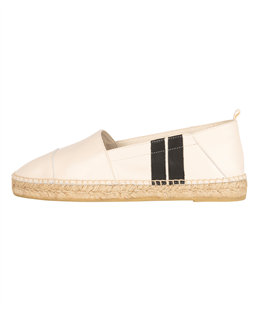 10Days ecru espadrilles two stripes