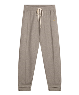 10Days gebreide broek light grey melee