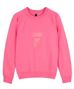 10Days roze sweater terry