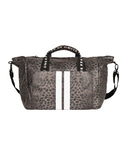 10Days small weekend tas leopard camo desert taupe
