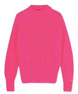 10Days soft knit sweater candy pink