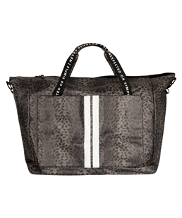 10Days weekend bag leopard camo desert taupe