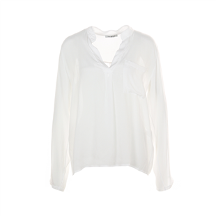 Funky Staff witte blouse Gia softwear