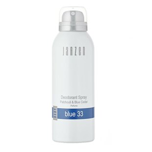 Janzen Deodorant Spray Blue 33