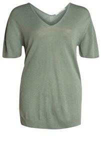 Moscow light sage top