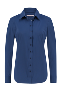 Studio Anneloes classic blue Poppy blouse
