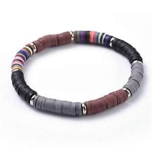 Surf armbandje multicolour