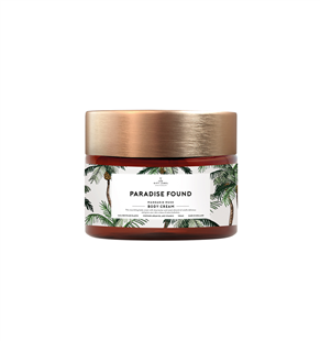 The Gift Label Body cream Paradise Found