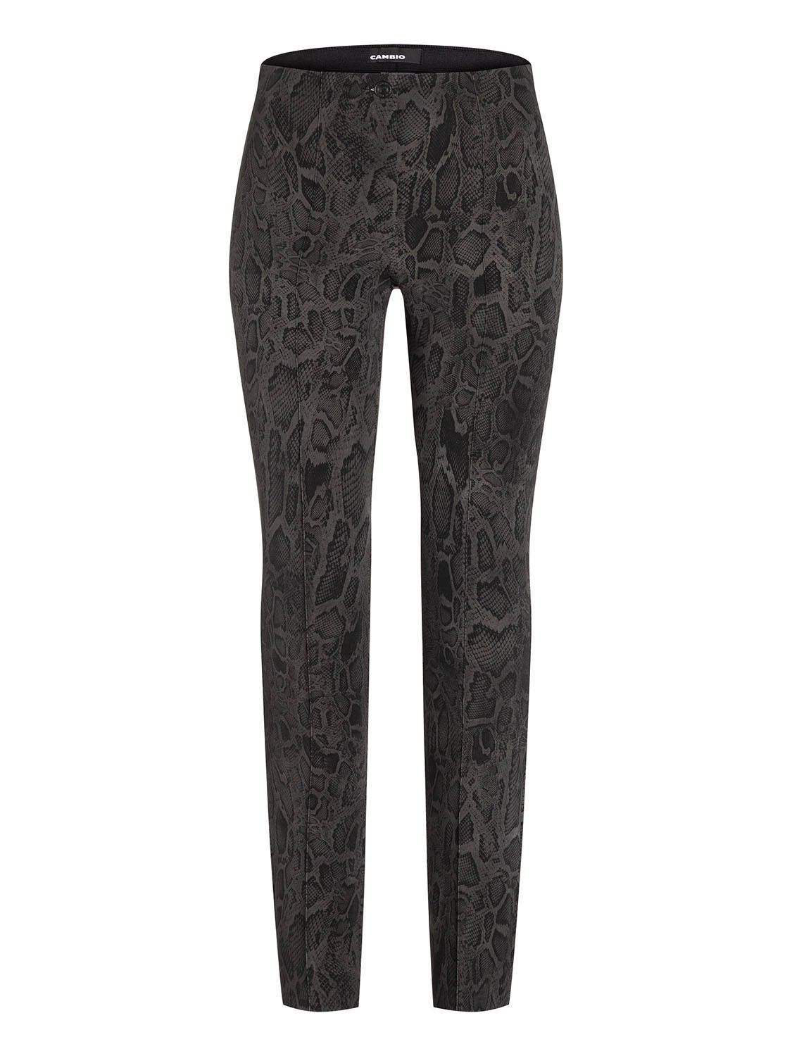 Cambio broek Ros snake print on techno stretch
