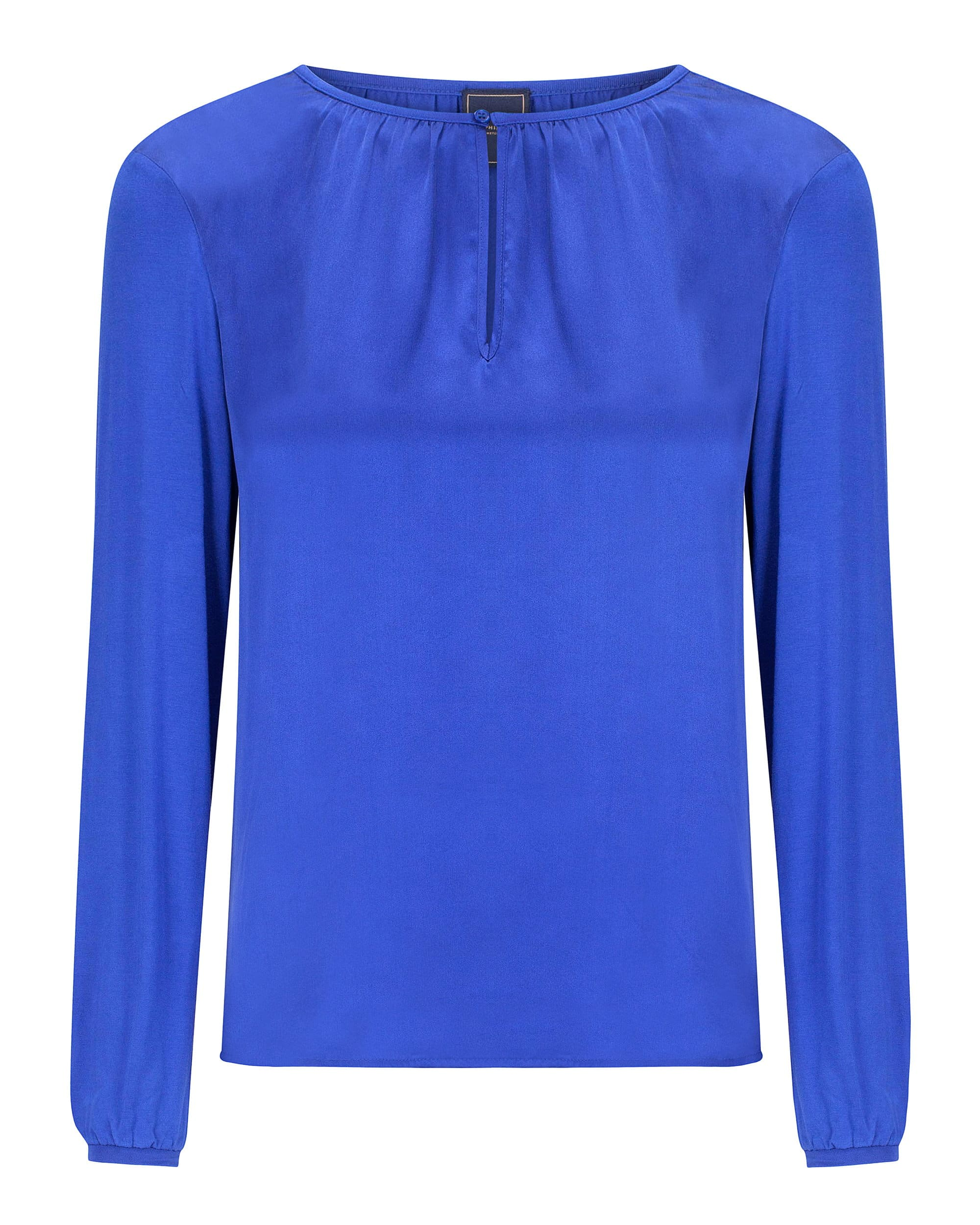 Josephine en Co royal blauwe Gill top