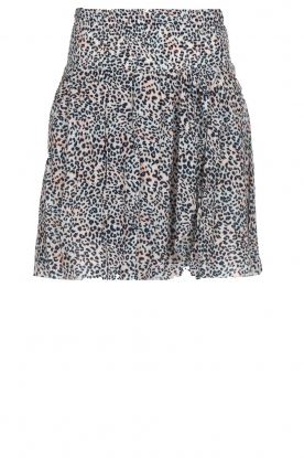 Les Favorites leopard rushes rok Fleur