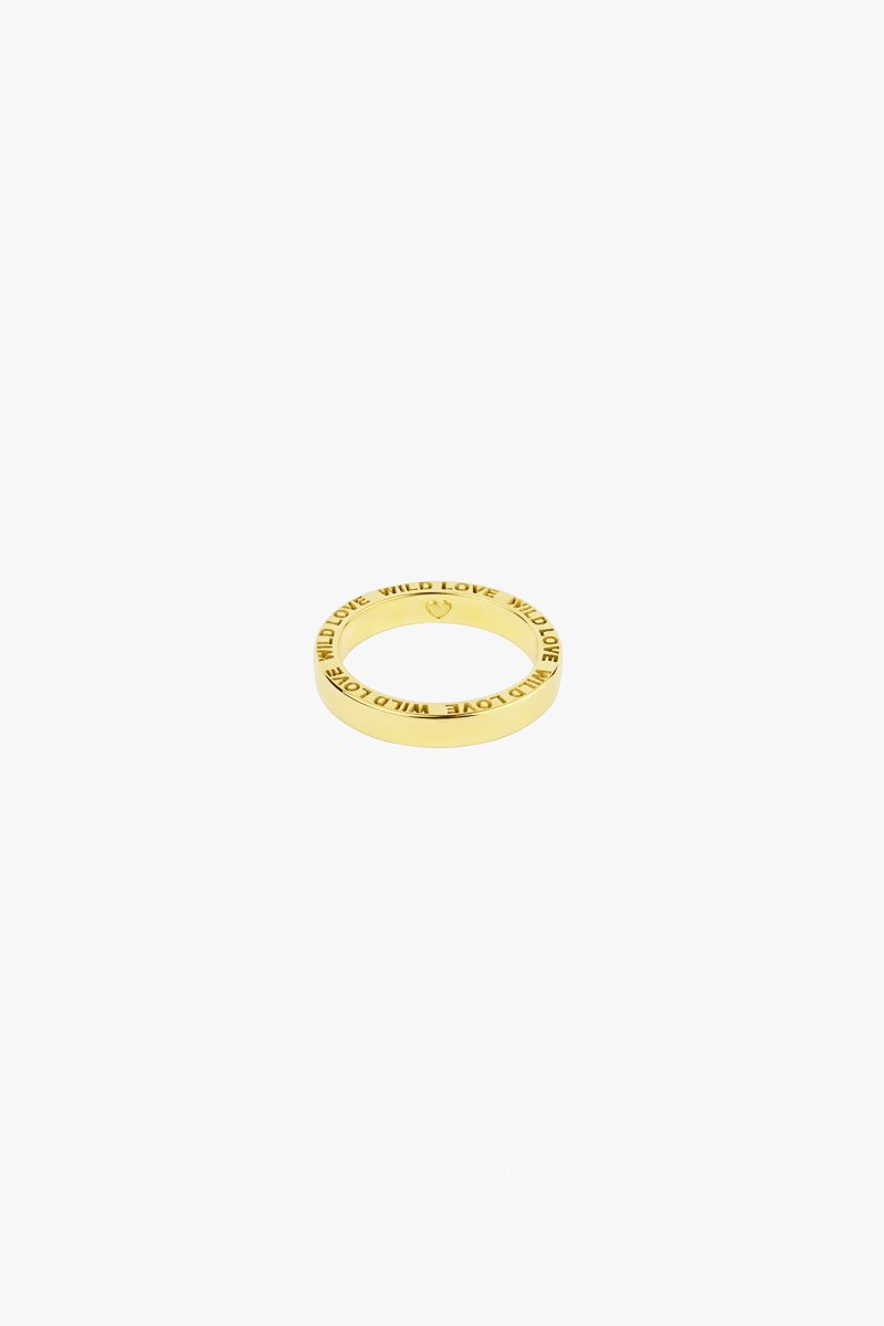 Wildthings Wild love ring gold maat S