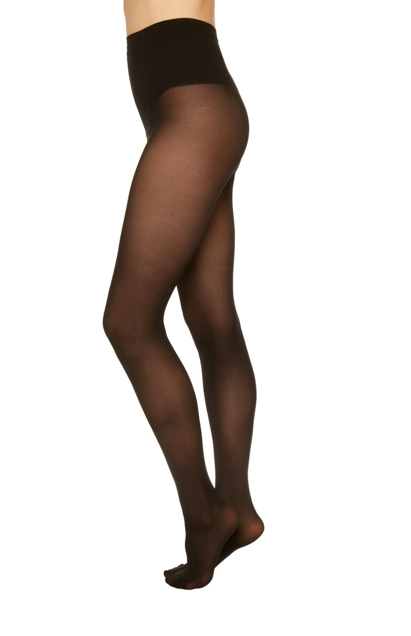 Swedish Stockings zwarte Svea premium panty 30 denier